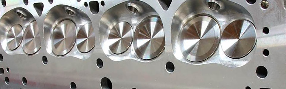 High Performance Cylinder Heads And Valvetrains