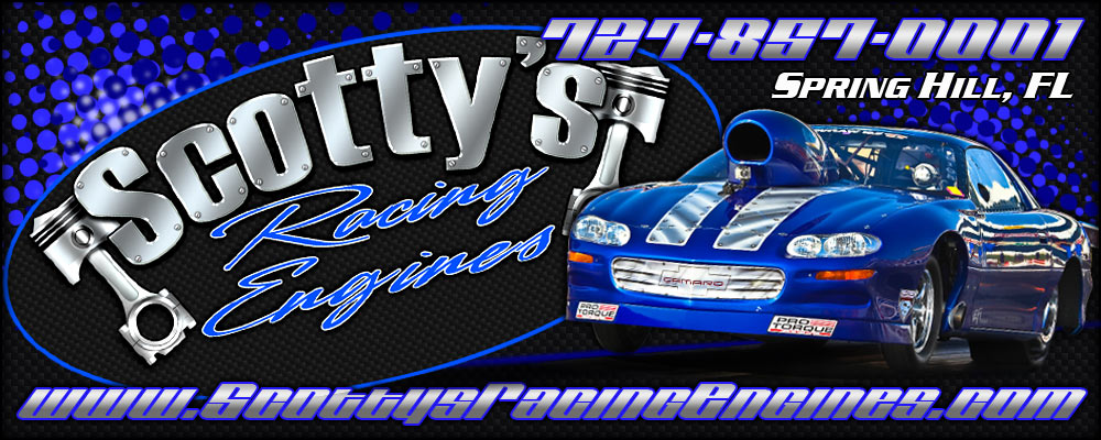 Scotty's Racing Engines | Drag Racing Engines, Racing Engine Machine Services, EFI Tuning Specialists